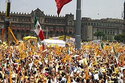 hovedstaden i mexico