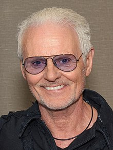 Michael Des Barres at the Chiller Theatre Expo 2017.jpg