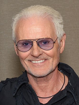 Michael Des Barres - Michael Des Barres at the Chiller Theatre Expo in 2017