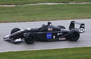 Michael Mällinen American racing driver