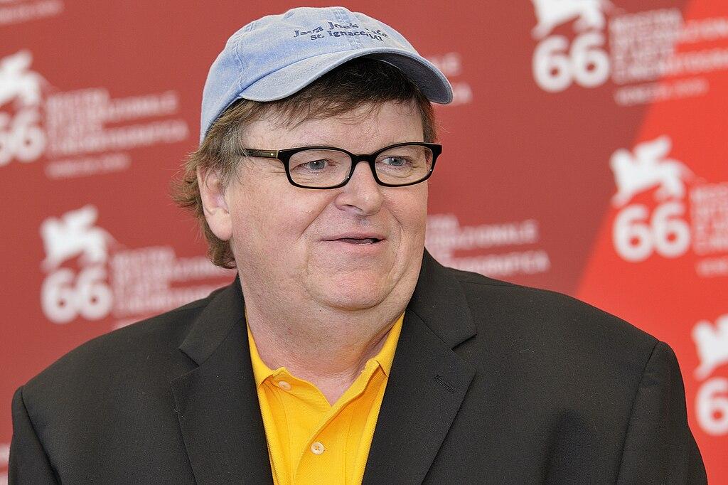 Michael Moore 66ème Festival de Venise (Mostra) color