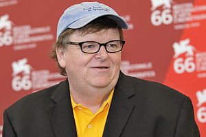 Michael Moore - Moore at the 66th Venice International Film Festival in September 2009