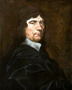 Michael Willmann - Self portrait, 1682
