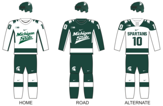 Michigan State Spartans mens ice hockey Ice hockey team