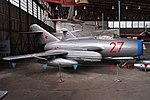 Mikoyan-Gurevich MiG-15bis(ISh) '27 red' (39048471432).jpg