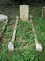 Military grave in the churchyard at St Mary Magdalene, West Tisted - geograph.org.uk - 1498296.jpg