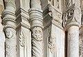 Millstatt Pfarrkirche Christus Salvator rom W-Portal Kapitellzone 20042015 2281.jpg