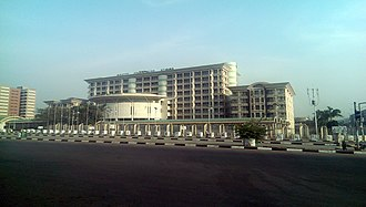The Ministry of Foreign Affairs, Abuja MinForeignAffairs.jpg
