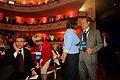 Minister Krzysztof Kwiatkowski, Iwona Śledzińska-Katarasińska, Wiceprzewodnicząca Klubu Parlamentarnego PO Małgorzata Kidawa-Błońska, Minister Finansów Jacek Rostowski (5985320558).jpg