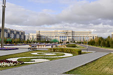 Ministry of foreign affairs Astana.jpg