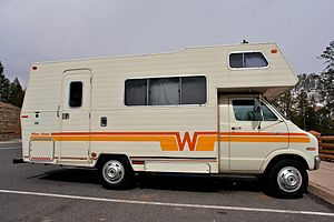 Winnebago Industries - Early Dodge-based Minnie Winnie