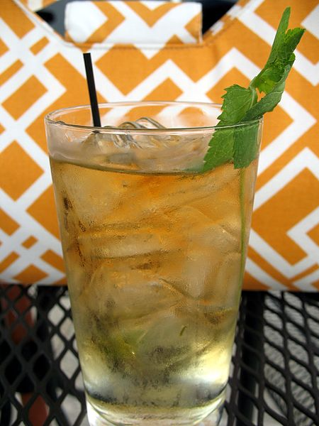 Celeb Mint Julep Recipe for Kentucky Derby Race Day