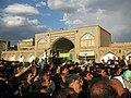 Mir Hossein Mousavi in Zanjan by Mardetanha 0887.jpg
