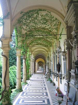 Mirogoj Cemetery - Mirogoj arcade