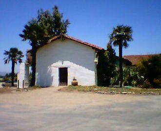 Chalon people - Mission Nuestra Señora de la Soledad