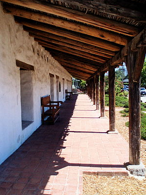 Sonoma State Historic Park - The Mission San Francisco Solano