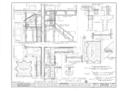 Mission San Miguel Arcangel, Highway 101, San Miguel, San Luis Obispo County, CA HABS CAL,40-SANMI.V,1- (sheet 21 of 36).png