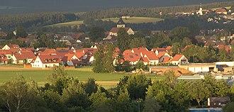 Mitterteich - Image: Mitterteich 4 WJP