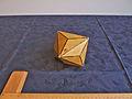Modell, Kristallform Pyramidenoktaeder bzw. Trisoktaeder -Krantz 418- (2).jpg