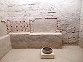 Mohenjo-daro museum showcase.JPG