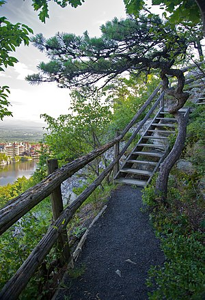 Mohonk Mountain House - Hiking trail