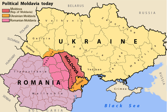 Relațiile dintre România și Ucraina - Wikiwand