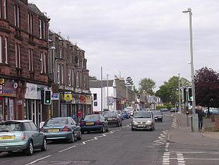 Monifieth High Street