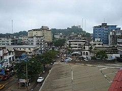 Monrovia Street