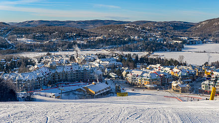 Mont Tremblant Resort, Laurentian Mountains Mont Tremblant village.jpeg