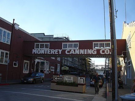 Cannery Row in Monterey MontereyCanneryRow.jpg