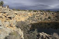 Montezumas Well in winter.jpg