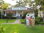 Montgomery County Heritage Museum, Conroe, Texas