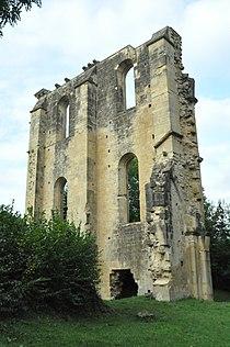 Montigny-lès-Cherlieu - Abbaye de Cherlieu 13.JPG