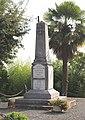 Monument aux morts de Castelnau-Rivière-Basse (Hautes-Pyrénées) 1.jpg