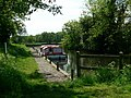 Moorings at Geldeston Lock - geograph.org.uk - 453969.jpg