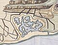 Morass and Spanish trenches, Gibraltar 1704.jpg