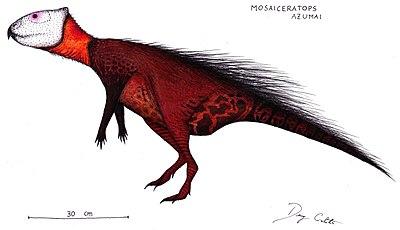 Mosaiceratops restoration.jpg