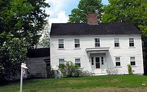 Moses Morse House - Image: Moses Morse House
