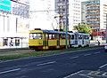Most, 1. nám., tram 277 a 249.jpg