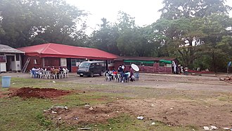 University of Ibadan - Mount Zion (Obafemi Awolowo Hall Car Park), University of Ibadan