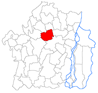 Movila Miresii Commune in Brăila, Romania