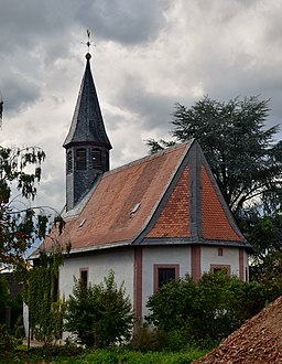 an Der Kirche in Bad Vilbel