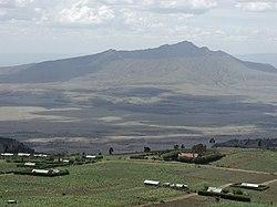 隆戈诺特山