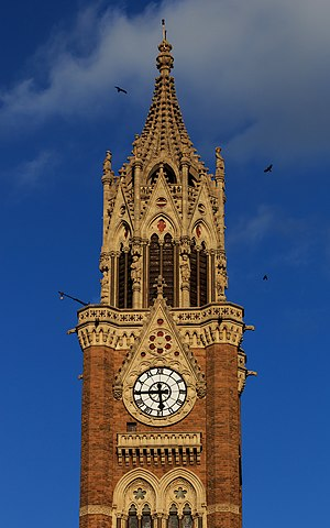 University of Mumbai - Rajabai Clock Tower