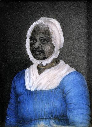 Elizabeth Freeman - Elizabeth Freeman, aged ca 67