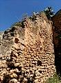 Muralles de Borriol, zona del Palau.jpg