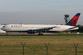 Delta Air Lines Flight 1989 Terrorism-related aircraft incident