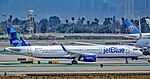 "N942JB JetBlue Airways Airbus A321-231 s-n 6279 ""Menta Fresca"" ""Our 200th Aircraft"" (37168869523).jpg"