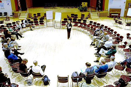 Open Space & World Café