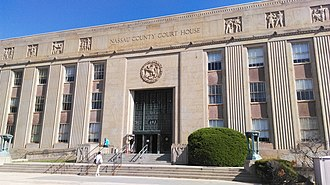 Nassau County, New York - County courthouse